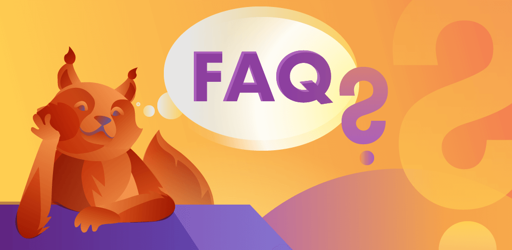 Fox pondering the FAQ