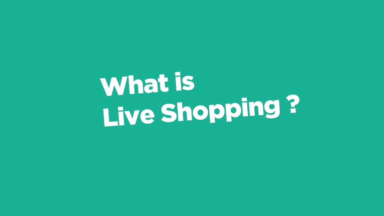 "The inscription ""What is Love Shopping"" on a green background"